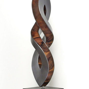 Sculpture, metals, abstract, artwork by Nikolaus Weiler