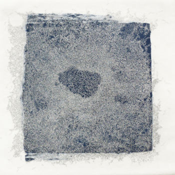 Printmaking, etching, abstract, artwork by Pascale Aurignac