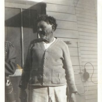 """Events / Personal Photos titled """"Great-Grandpa Ignac…"""" by Drapala Gallery, Original Art,"""