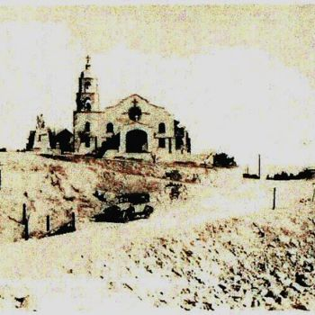 """Events / Personal Photos titled """"St Thomas Mission"""" by Drapala Gallery, Original Art,"""