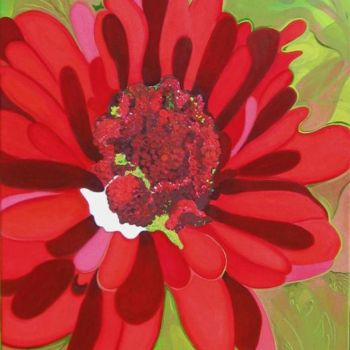 """Painting titled """"Additional Floral P…"""" by Drapala Gallery, Original Art,"""