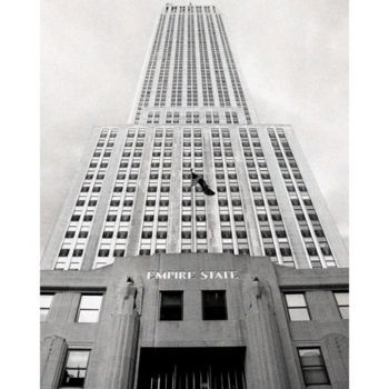 """Photography titled """"Empire State"""" by Pfister, Original Art,"""