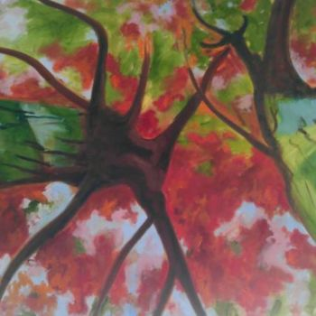"""Painting titled """"The Two Brothers"""" by Piotr, Original Art, Oil"""