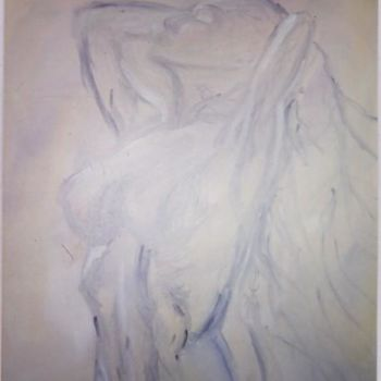 """Painting titled """"Scetch in oil"""" by Piotr, Original Art,"""