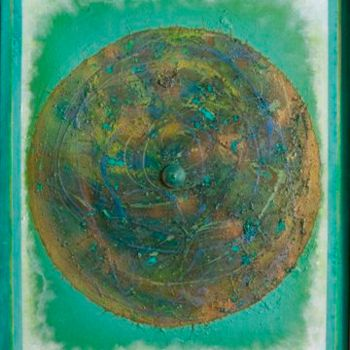 """Painting titled """"Breathing Emptiness…"""" by Ralph Levesque, Original Art,"""