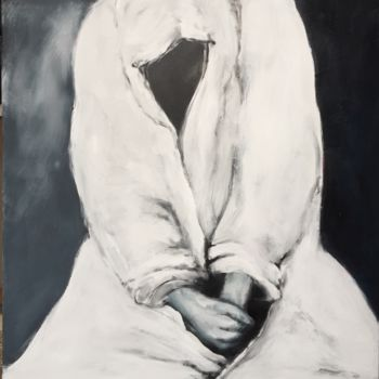 Painting, acrylic, figurative, artwork by Jean Louis Renaudin