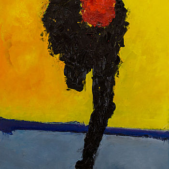 """Painting titled """"- Lost Knave of Coi…"""" by Retne, Original Art, Oil"""