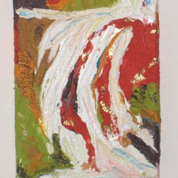 """Painting titled """"Cascada, Chile II"""" by Marcela, Original Art,"""