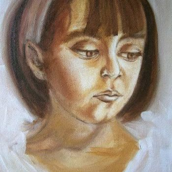 """Painting titled """"Costa I"""" by Marcela, Original Art,"""
