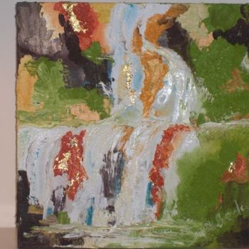 """Painting titled """"Sur Chile II"""" by Marcela, Original Art,"""
