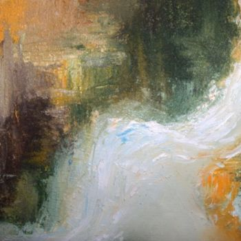 """Painting titled """"Rio II"""" by Marcela, Original Art,"""