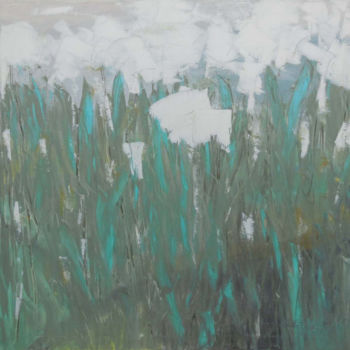 """Painting titled """"Before Winter Comes"""" by Andria Shengelia, Original Art, Oil"""