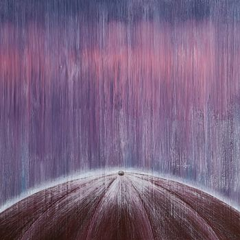 """Painting titled """"rainy afternoon2"""" by So Hyon Kim, Original Art, Acrylic"""