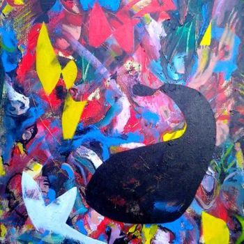 """Painting titled """"dream 2"""" by Simon Taylor, Original Art, Oil"""