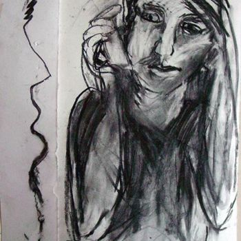 Drawing, artwork by Stephen West