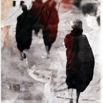 """Printmaking titled """"MONKS IL- Artbox by…"""" by Sven Pfrommer, Original Art, Analog Print"""