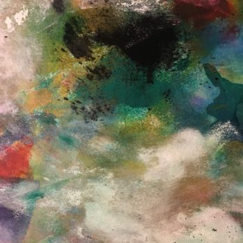 Painting, acrylic, abstract, artwork by Thalie Cardo