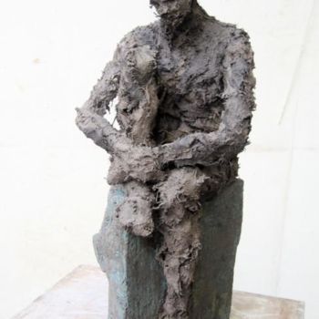 Sculpture, artwork by Marie Tucat
