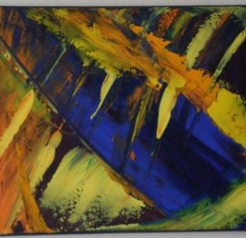"""Painting titled """"Verano"""" by Vcasey, Original Art,"""