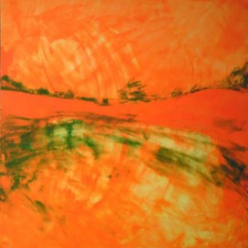 """Painting titled """"Mirage"""" by Vcasey, Original Art,"""