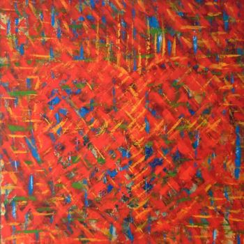 """Painting titled """"heart05"""" by Vcasey, Original Art,"""