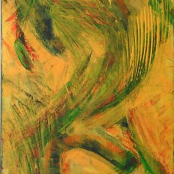 """Painting titled """"25"""" by Vcasey, Original Art, Oil"""