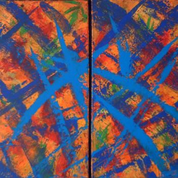 """Painting titled """"Galego2"""" by Vcasey, Original Art,"""