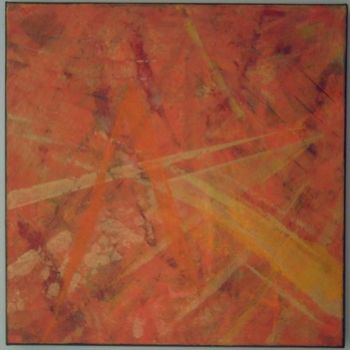 """Painting titled """"solarflare"""" by Vcasey, Original Art,"""