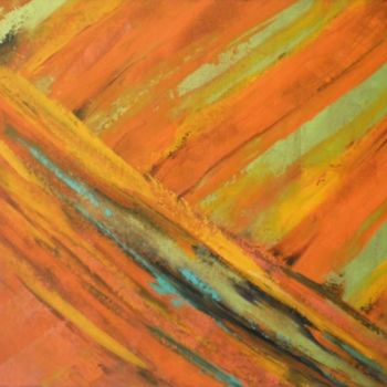 """Painting titled """"constance"""" by Vcasey, Original Art,"""