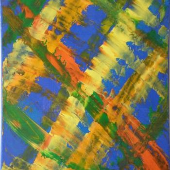 """Painting titled """"gone with the wind"""" by Vcasey, Original Art,"""