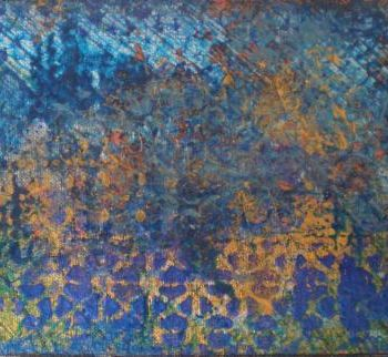 """Painting titled """"dream field"""" by Vcasey, Original Art,"""