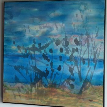 """Painting titled """"Cape Cod"""" by Vcasey, Original Art, Acrylic"""