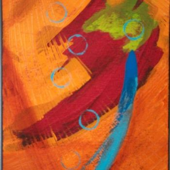 """Painting titled """"cava"""" by Vcasey, Original Art,"""