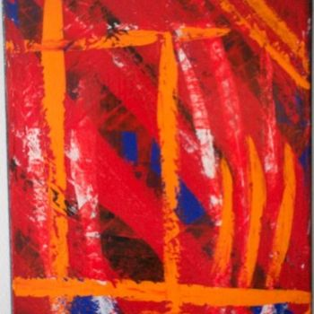 """Painting titled """"le placard"""" by Vcasey, Original Art,"""