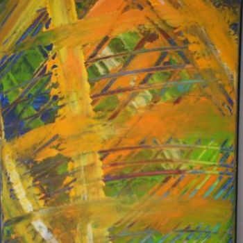 """Painting titled """"longing"""" by Vcasey, Original Art,"""
