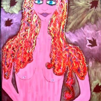 """Painting titled """"Autumn - full size"""" by Redreamer, Original Art,"""
