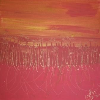 """Painting titled """"MINDSCAPES OUTBACK…"""" by Redreamer, Original Art, Other"""
