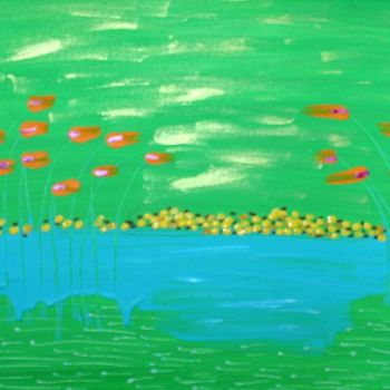 """Painting titled """"REDREAMING SEMPRONI…"""" by Redreamer, Original Art, Other"""