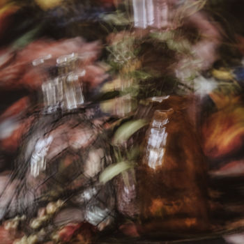 """Photography titled """"STILL LIFE WITH TWO…"""" by Yana Yushkevich, Original Art, Digital Photography"""