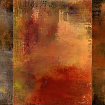 """Painting titled """"Triptych """"Chellenes…"""" by Yari Ostovany, Original Art, Oil"""