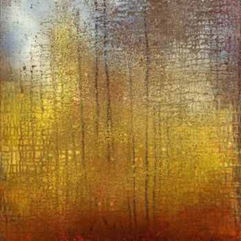 """Painting titled """"The Bodhi Tree 2"""" by Yari Ostovany, Original Art, Oil"""