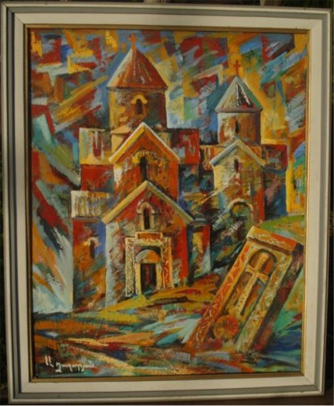 19.7x15.8 in ©2008 by Artyom Ghazaryan