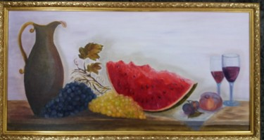 Still life Painting, oil, figurative, artwork by Ирина Донцова