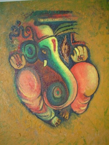 12x10 in ©2008 by Aarti Kataria