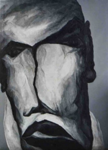 """Painting titled """"icon 02a"""" by Agatino Raciti, Original Art,"""