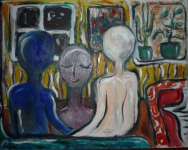 23.6x35.4 in ©2011 by Aina Ciceniene