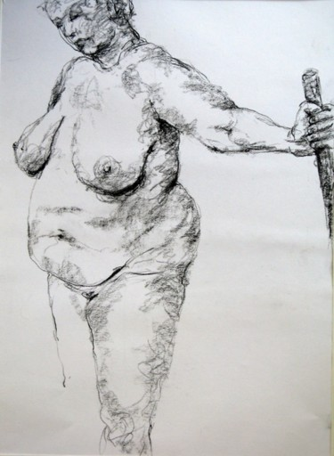 21.7x15.8 in ©2011 by Annick Claude
