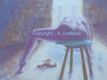 23.6x31.1 in ©2014 by Alain LORKOVIC