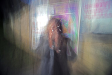 """Photography titled """"Fast Eddie, Blues H…"""" by Alan Hillyer, Original Art, Digital Photography"""
