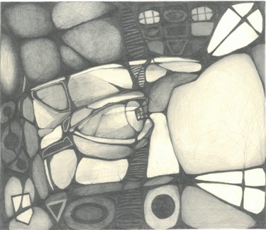 Drawing, graphite, expressionism, artwork by Александр Глухов